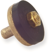 "1"" MUSHROOM-SHAPED BRASS VALVE FOR HEAD PARTS"
